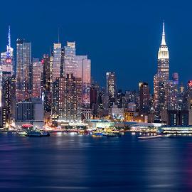 New York City by Jose De La Cruz - Buildings & Architecture Architectural Detail ( big apple, new york skyline, el ciudad que no duerme, new york city )