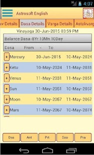 AstroSoftAIO-English Astrology- screenshot thumbnail