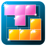 Block matching puzzle game Icon