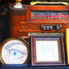 You Get What You See by Joatan Berbel - Artistic Objects Antiques ( cultural, artistic objects, antique, street photography, old books )