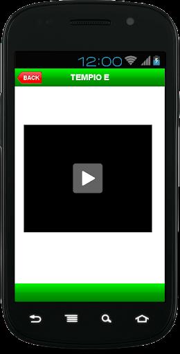 Selinunte APP - screenshot