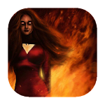 Zombie girl live wallpaper APK Image