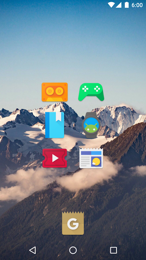 KAIP Prime - Material Icons Screenshot 1