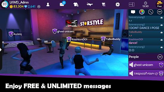 Avakin Life - 3D virtual world APK for Ubuntu