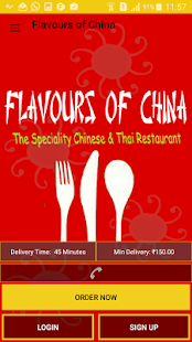 Flavours Of China - screenshot