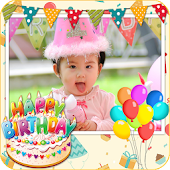 Free Happy Birthday Frame APK for Windows 8