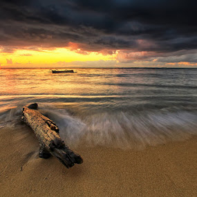 After Storm by Agoes Antara - Landscapes Weather ( waterscape, cloud, weather, pwcstorm, landscape, storm )