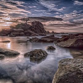 Bonzai Layang-Layangan, Labuan (HDR) by Daimasara Abdullah - Landscapes Sunsets & Sunrises