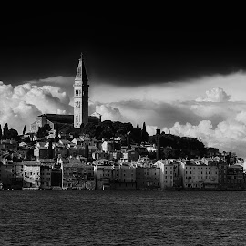 by Kristijan Siladić - Black & White Buildings & Architecture