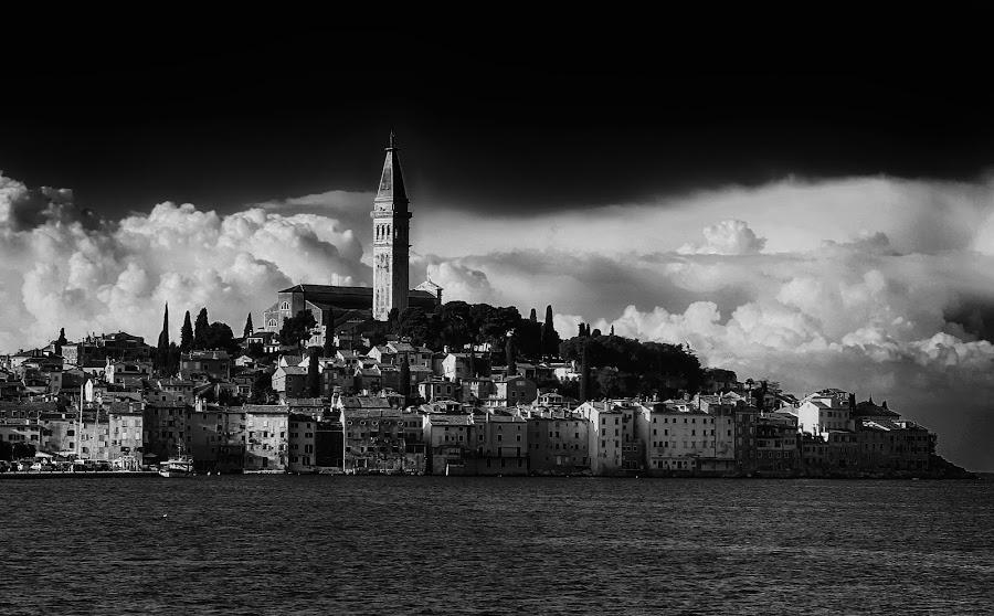 by Kristijan Siladić - Black & White Buildings & Architecture