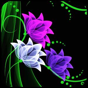 Glowing Wallpaper Online PC (Windows / MAC)