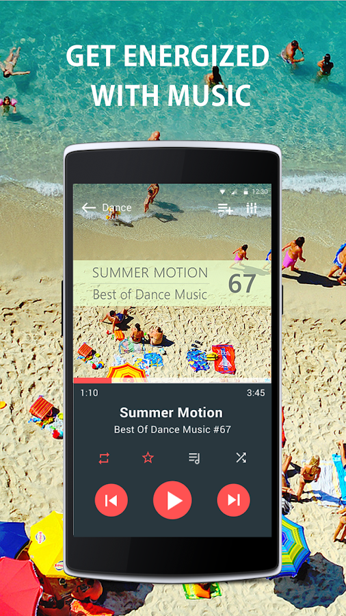 Just Music Player Pro Screenshot 3