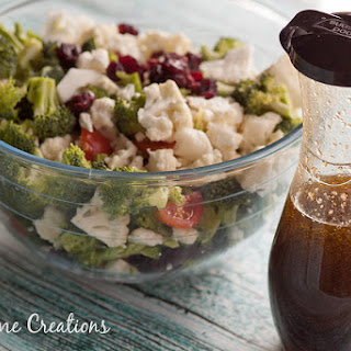 Broccoli Cauliflower Salad Dressing Recipes