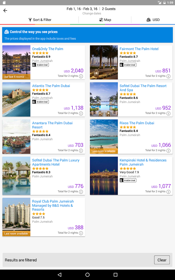 Agoda – Hotel Booking Deals Screenshot 7