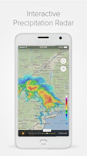 Weather & Radar - Morecast App- screenshot thumbnail