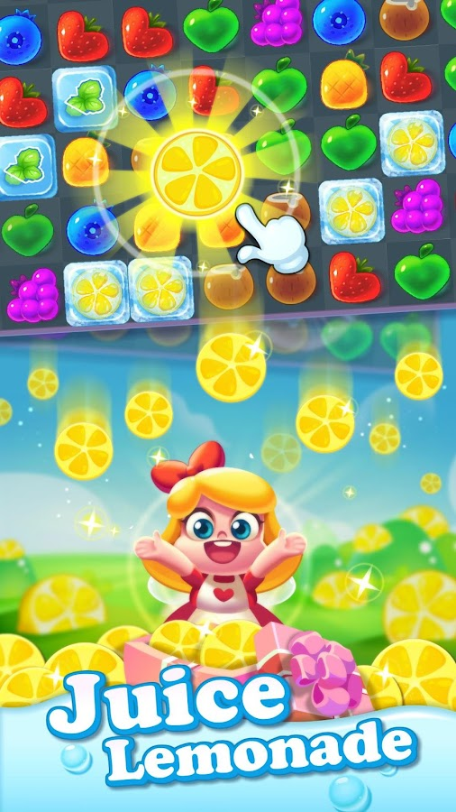 Tasty Treats - A Match 3 Puzzle Game Screenshot 12