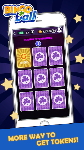 Bingo Ball - A ball slots machine game For PC
