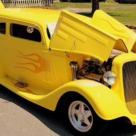 by Steve Tharp - Transportation Automobiles