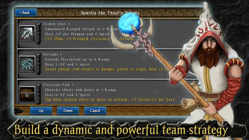 Heroes of Steel RPG Elite - screenshot