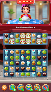 Game Superstar Chef - Match 3 APK for Windows Phone