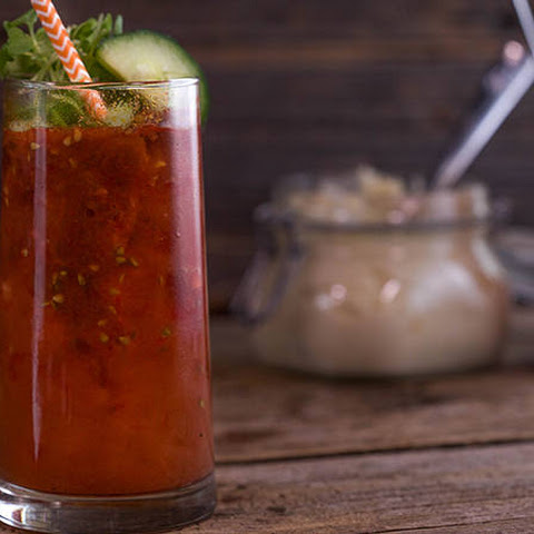 Fresh Tomato and Calabrian Chili Bloody Mary