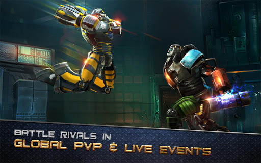 Real Steel World Robot Boxing screenshot 14
