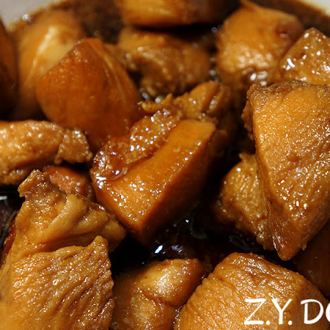 Grandma's Sweet and Savory Teriyaki Chicken