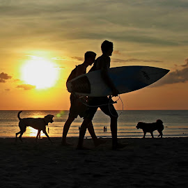 Summer Wave by Rudy Kurniawan - Sports & Fitness Surfing