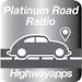 Platinum Road Radio Icon