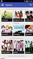 Screenshot of Kpop Music Online