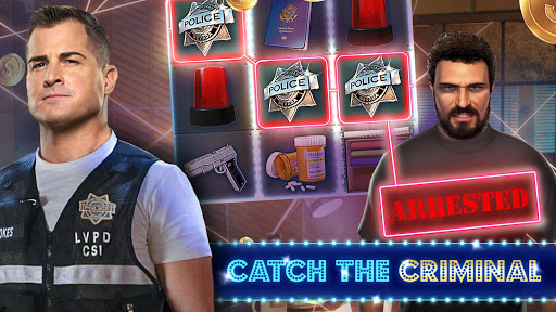 CSI: Slots - screenshot