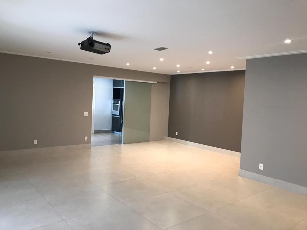 Lindo apartamento em Tamboré Alphaville com 212m² no Cond. Ereditá 3 suítes_04 vagas de garagem_Lazer Super completo-localização excelente