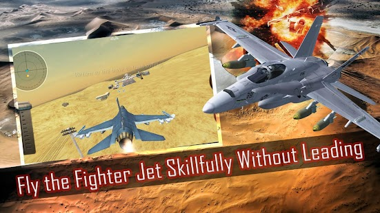 F16 Fighter Jet Simulator - screenshot