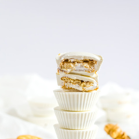 Ritz and Marshmallow Fluff Peanut Butter Cups