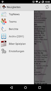 Biber App - screenshot