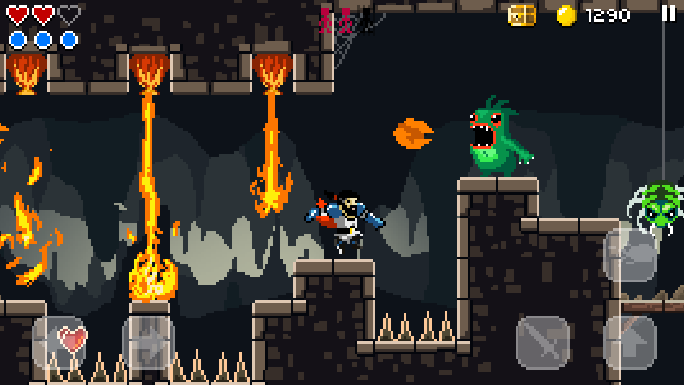 Sword Of Xolan Screenshot 1