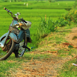 by Ismanto Lungsi - Transportation Motorcycles