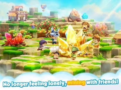 Game Cube Farm 3D: Harvest Skyland apk for kindle fire
