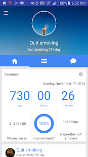 Quit Smoking -No smoking day - screenshot