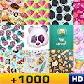 App Emoji Wallpaper APK for Kindle