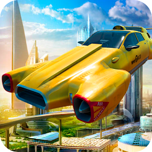 Flying taxi simulator Online PC (Windows / MAC)
