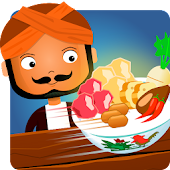 Download Bubur Ayam Rush - Cooking Game APK for Laptop