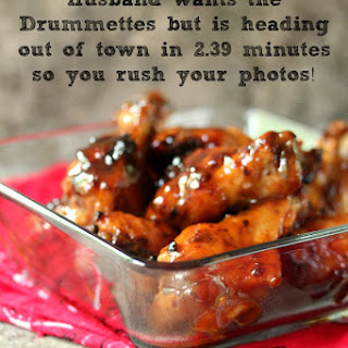 Spicy Chicken Drummettes