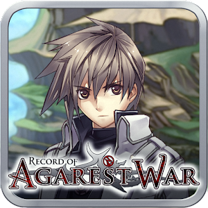 Cover art RPG Record of Agarest War