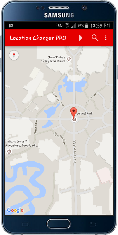 Location Changer PRO Screenshot 4