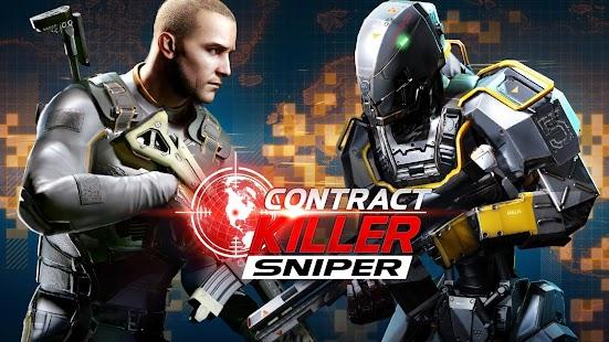 CONTRACT KILLER: SNIPER (Mod)