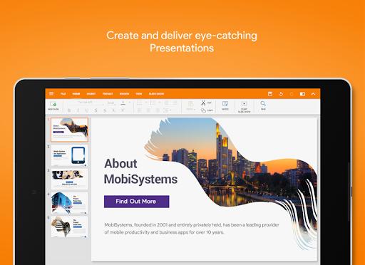 OfficeSuite Pro + PDF screenshot 12
