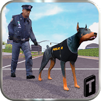 Police Dog Simulator 3D For PC (Windows And Mac)