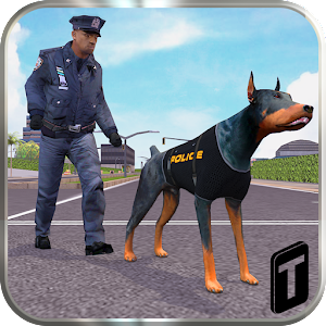 Cover art Police Dog Simulator 3D