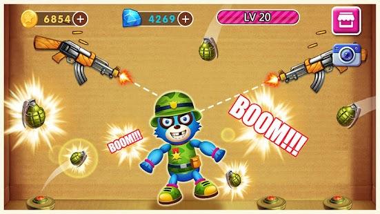 Hit Devil Bear - Defence Homeland for pc
